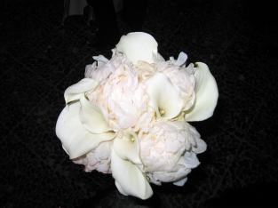 weddien andres, bouquet