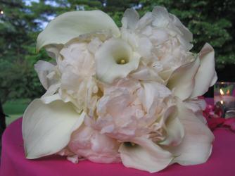 wedding andrea's bouquet best