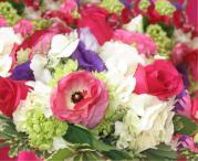 WEDDING, FLOWERS...